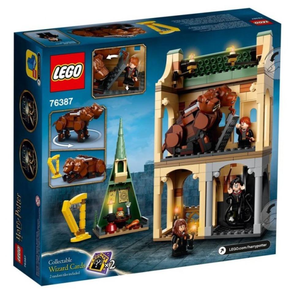 Obrázek 4 produktu LEGO Harry Potter™ 76387 Bradavice: setkání s Chloupkem
