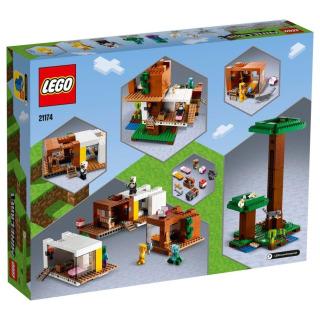 Obrázek 5 produktu LEGO Minecraft 21174 Moderní dům na stromě