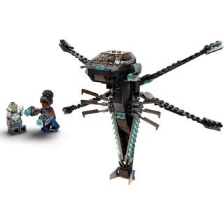 Obrázek 3 produktu LEGO Super Heroes 76186 Black Panther a dračí letoun
