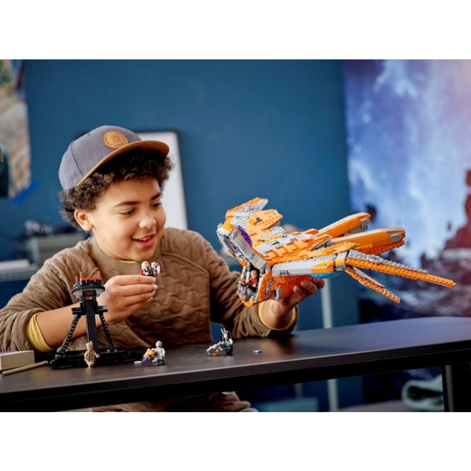 Obrázek 3 produktu LEGO Super Heroes 76193 Loď Strážců