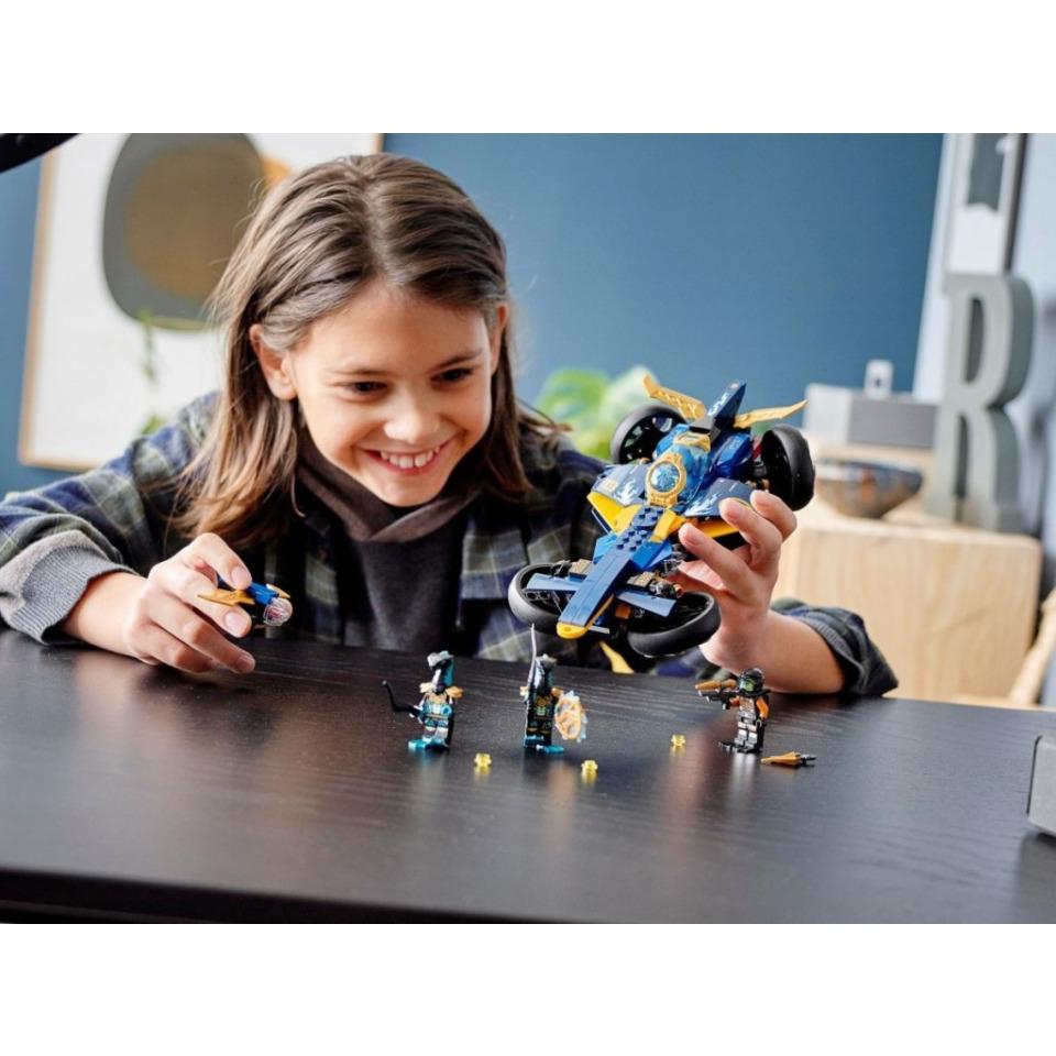 Obrázek 3 produktu LEGO Ninjago 71752 Univerzální nindža auto