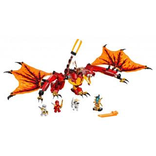 Obrázek 2 produktu LEGO Ninjago 71753 Útok ohnivého draka