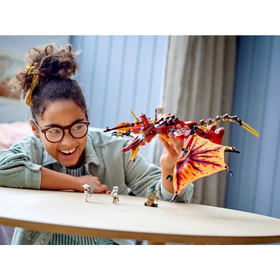 Obrázek 3 produktu LEGO Ninjago 71753 Útok ohnivého draka