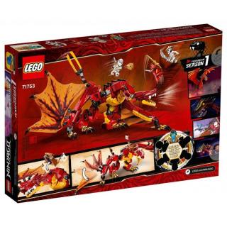 Obrázek 5 produktu LEGO Ninjago 71753 Útok ohnivého draka