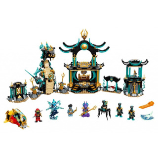 Obrázek 2 produktu LEGO Ninjago 71755 Chrám nekonečného moře