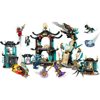 Obrázek 3 produktu LEGO Ninjago 71755 Chrám nekonečného moře