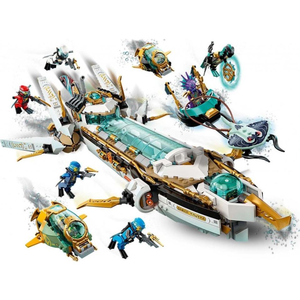 Obrázek 2 produktu LEGO Ninjago 71756 Odměna na vlnách