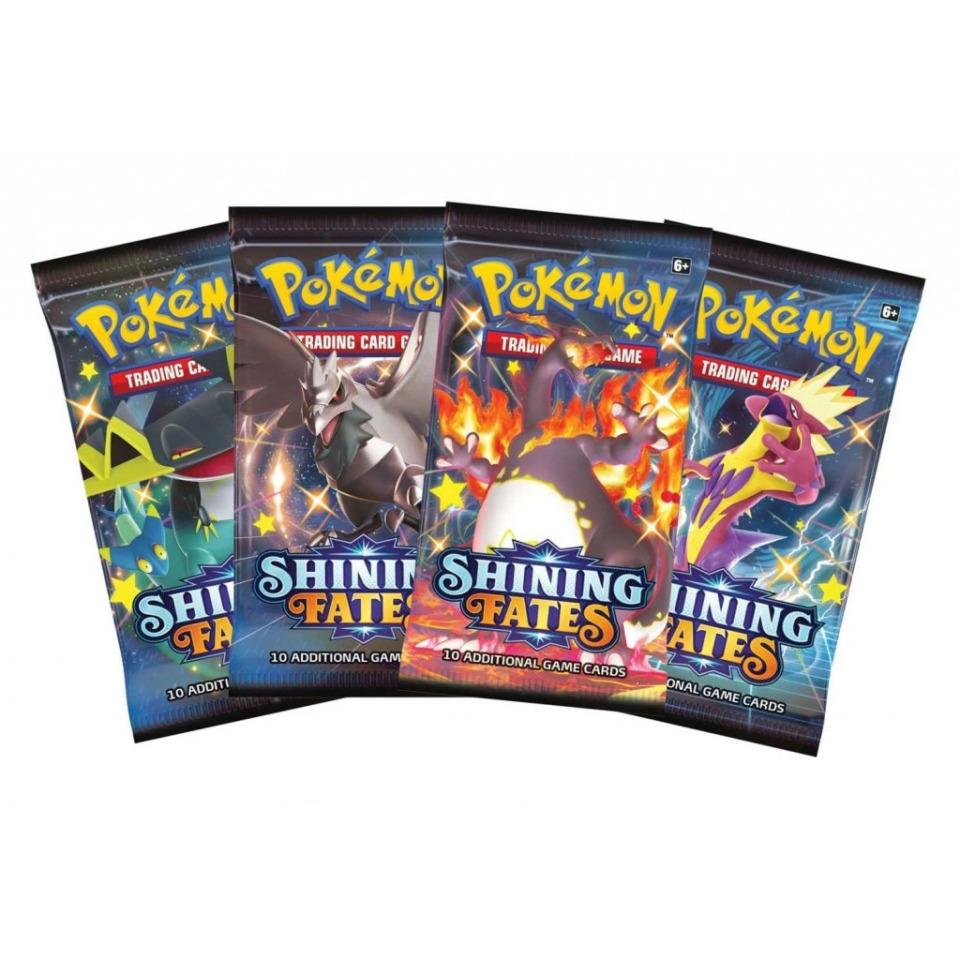 Obrázek 2 produktu Pokémon TCG: SWSH04.5 Shining Fates - Elite Trainer Box