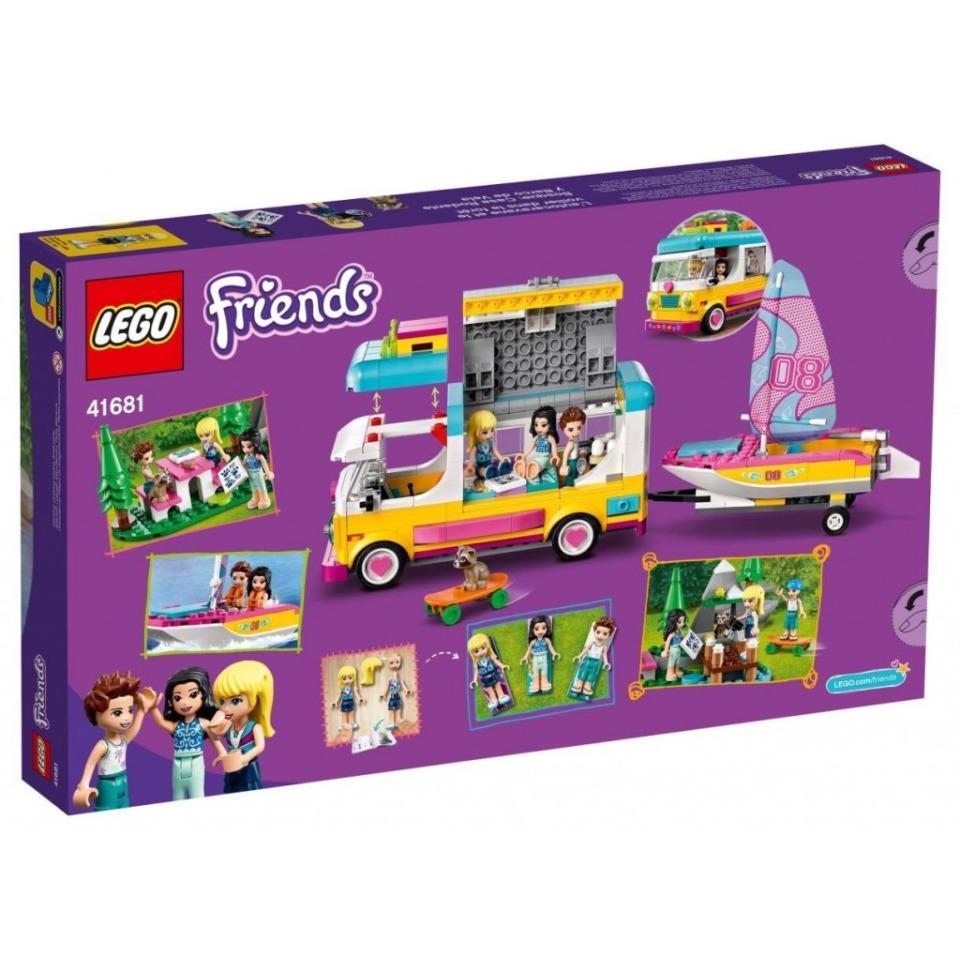 Obrázek 4 produktu LEGO Friends 41681 Kempování v lese