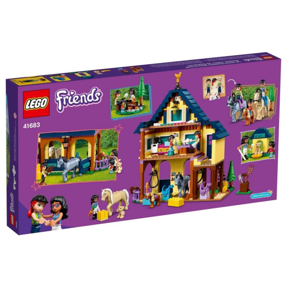 Obrázek 4 produktu LEGO Friends 41683 Lesní jezdecké středisko