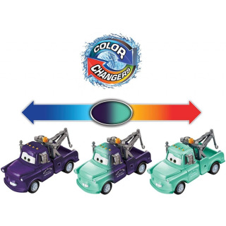 Obrázek 2 produktu Mattel Cars Color Changers Podzimní edice Burák, GNY96