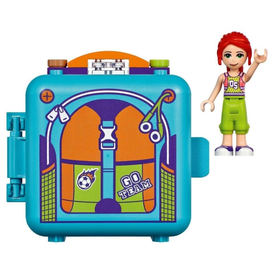 Obrázek 2 produktu LEGO Friends 41669 Miin fotbalový boxík
