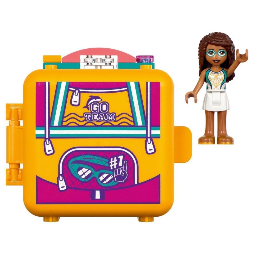 Obrázek 2 produktu LEGO Friends 41671 Andrein plavecký boxík