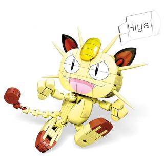 Obrázek 2 produktu Mega Construx Pokémon Meowth, Mattel GKY98