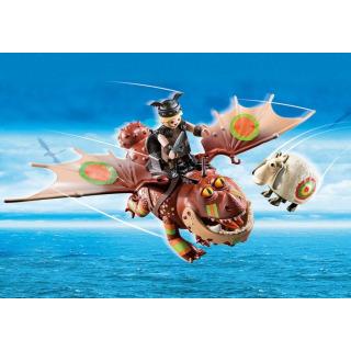 Obrázek 3 produktu Playmobil 70729 Dragon Racing: Rybinoha a Flákota
