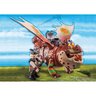 Obrázek 4 produktu Playmobil 70729 Dragon Racing: Rybinoha a Flákota
