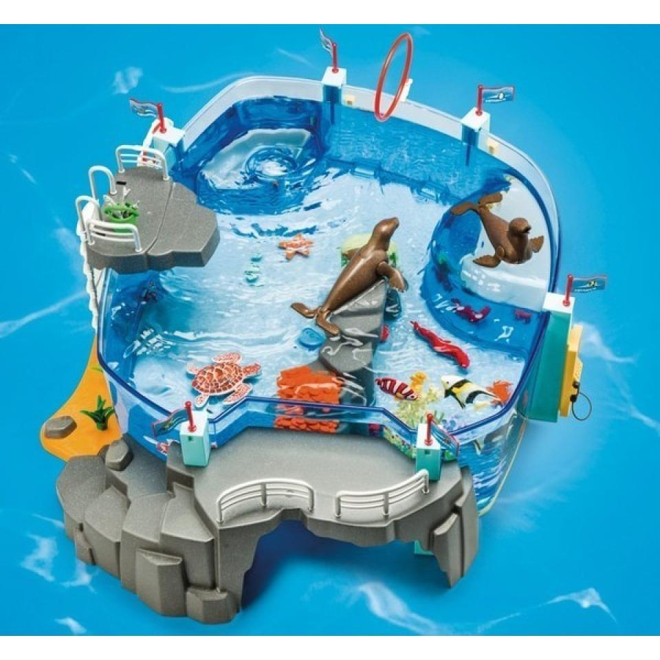 Obrázek 3 produktu Playmobil 70537 Set Akvárium s bazénem pro tučňáky