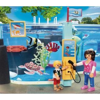 Obrázek 5 produktu Playmobil 70537 Set Akvárium s bazénem pro tučňáky