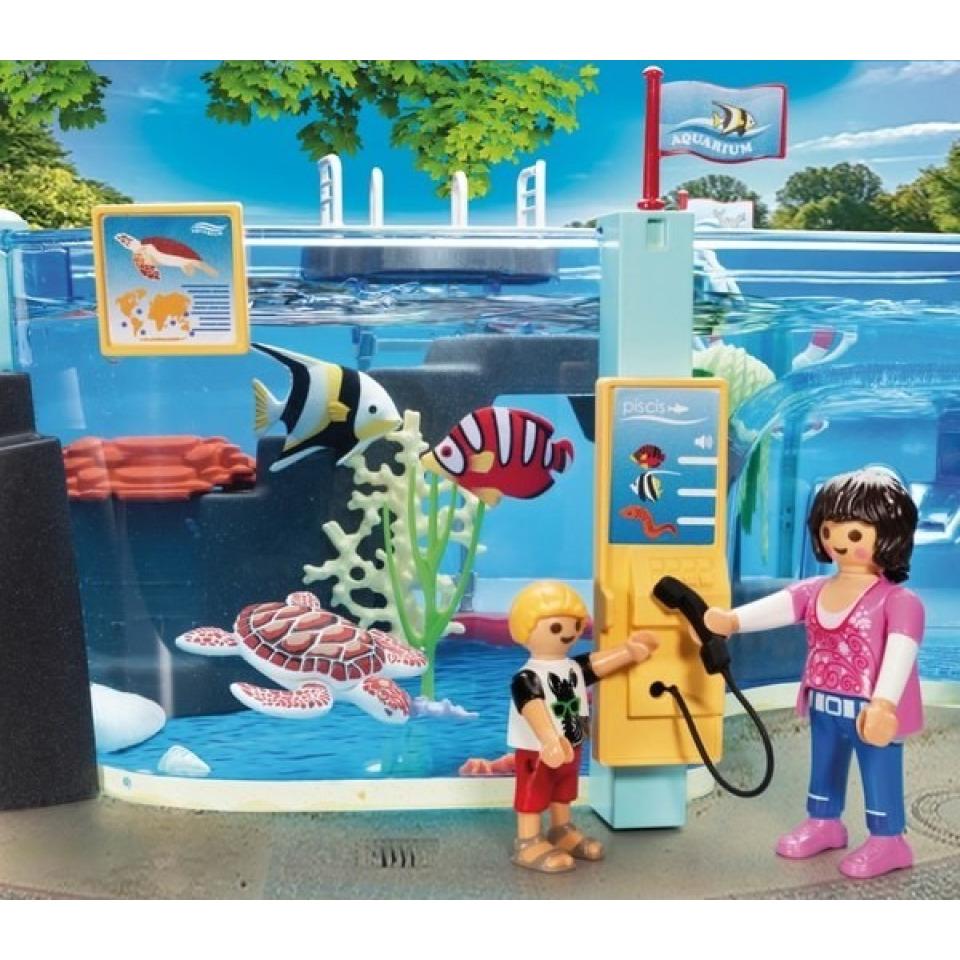 Obrázek 4 produktu Playmobil 70537 Set Akvárium s bazénem pro tučňáky
