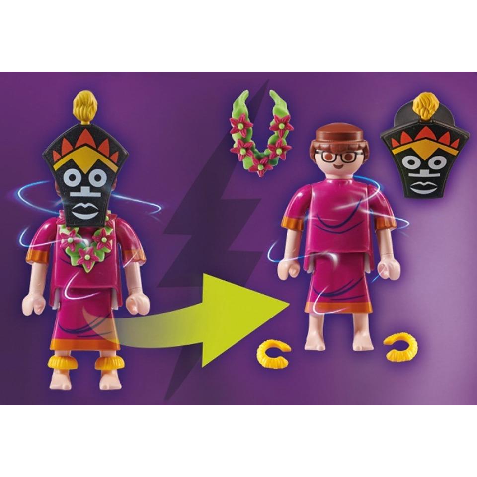 Obrázek 2 produktu Playmobil 70707 SCOOBY-DOO! Dobrodružství se Šamanem