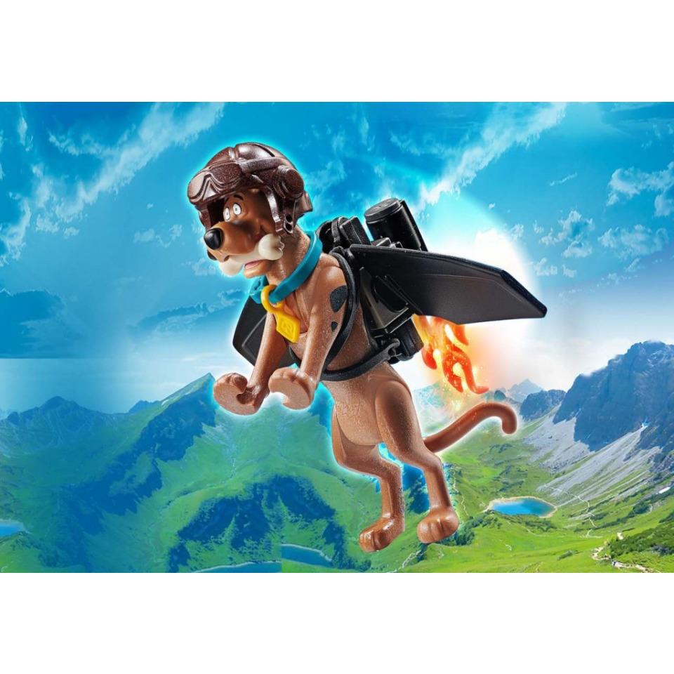 Obrázek 1 produktu Playmobil 70711 SCOOBY-DOO! Sběratelská figurka Pilot