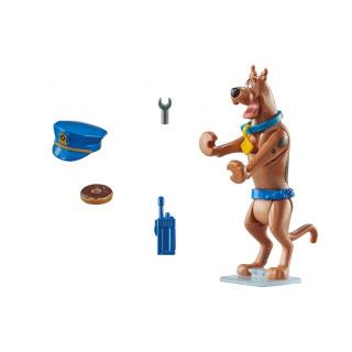 Obrázek 3 produktu Playmobil 70714 SCOOBY-DOO! Sběratelská figurka Policista