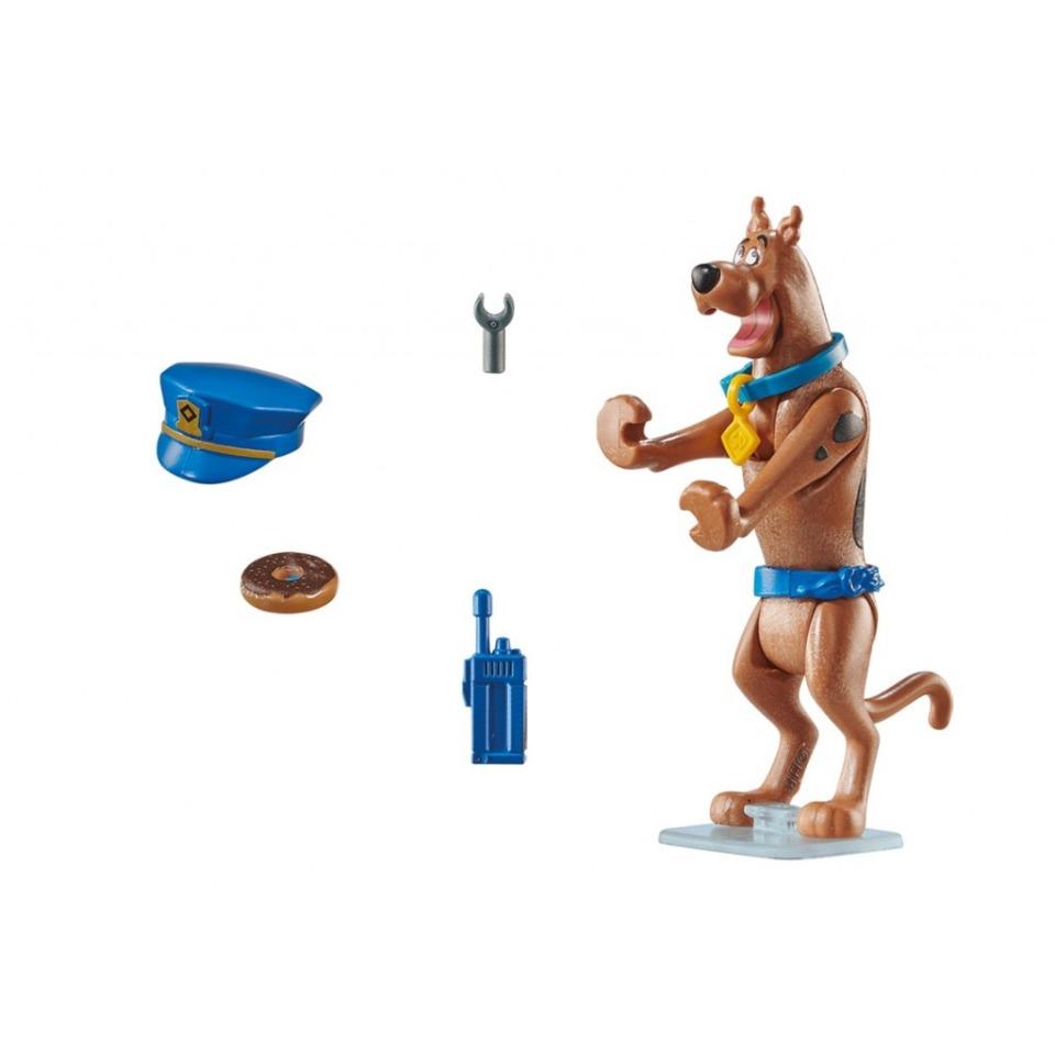 Obrázek 2 produktu Playmobil 70714 SCOOBY-DOO! Sběratelská figurka Policista