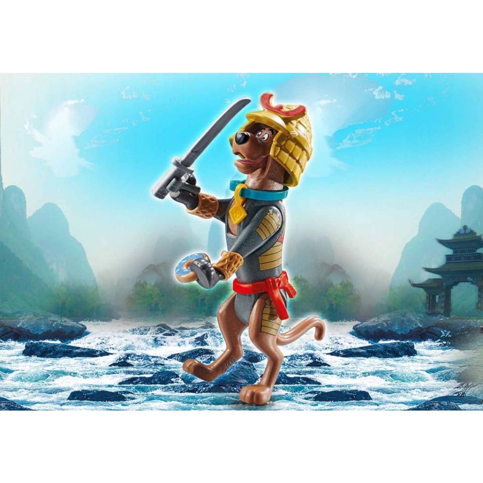 Obrázek 1 produktu Playmobil 70716 SCOOBY-DOO! Sběratelská figurka Samuraj