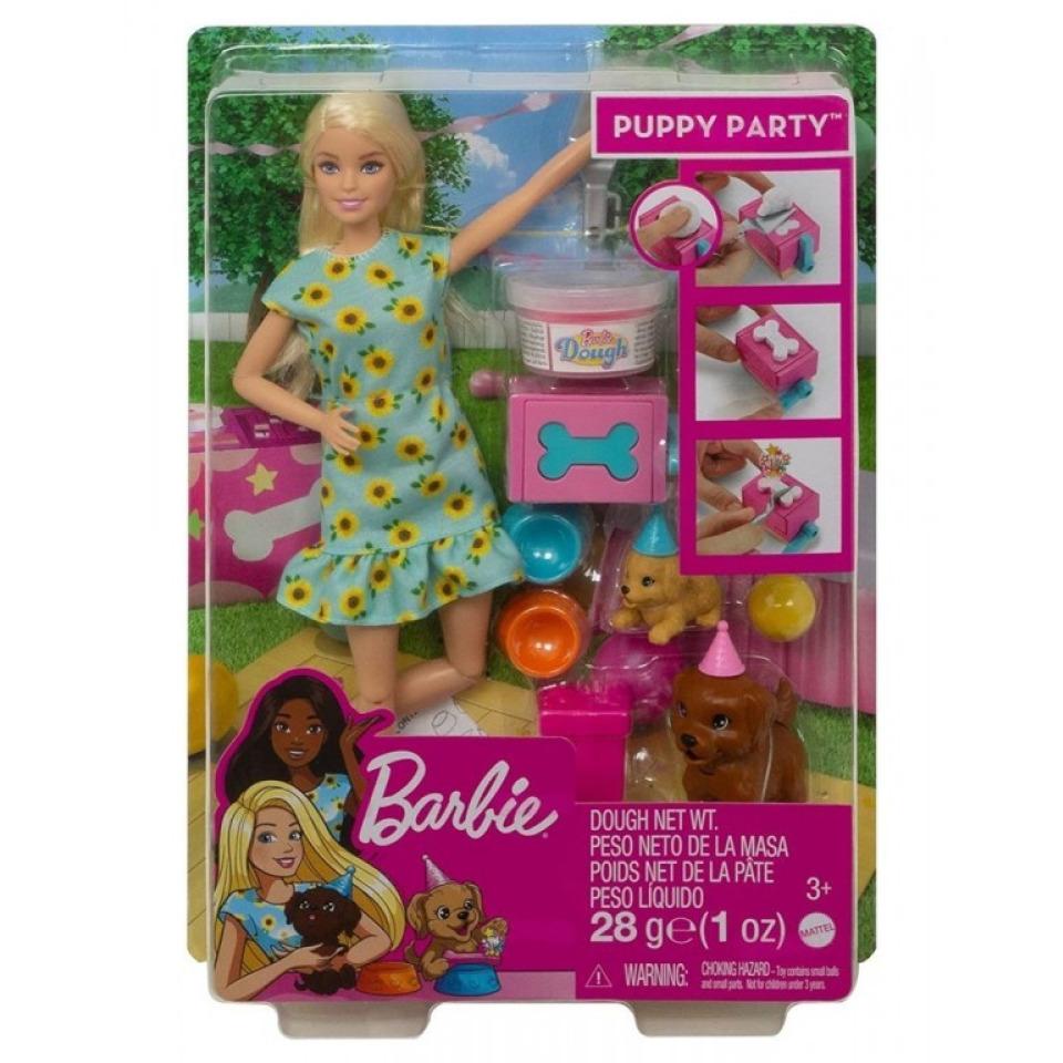 Obrázek 3 produktu Barbie Oslava pro štěňátka, Mattel GXV75