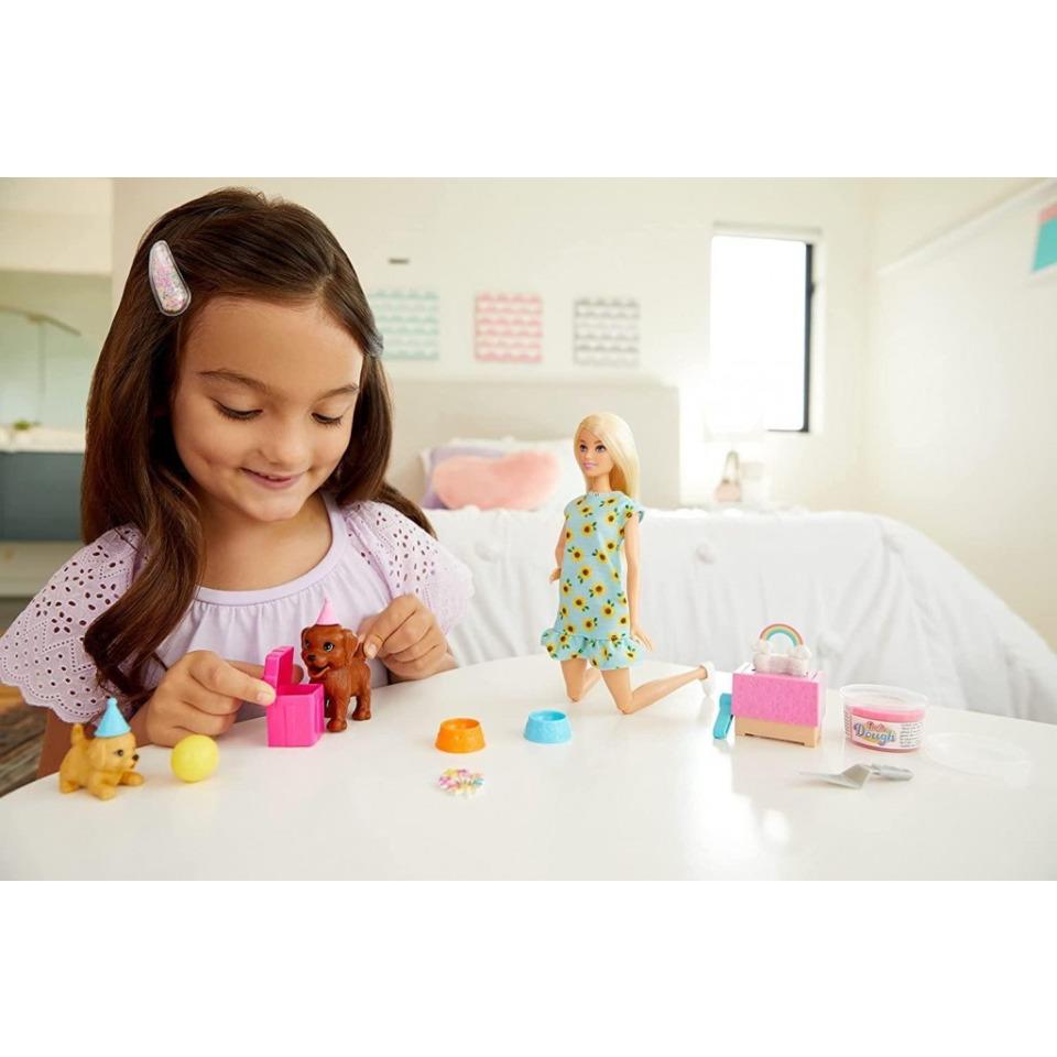 Obrázek 4 produktu Barbie Oslava pro štěňátka, Mattel GXV75