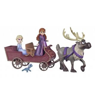Obrázek 2 produktu Frozen 2 Ledové království Kamarádi na saních, Hasbro F0590