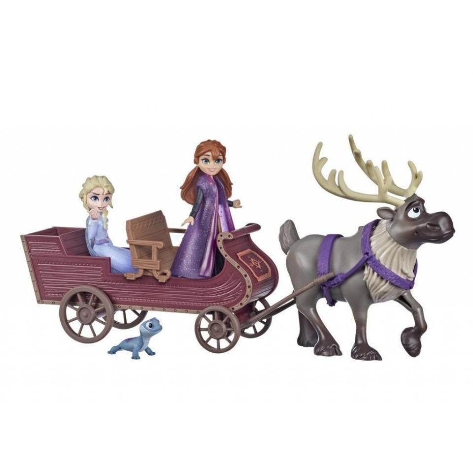 Obrázek 1 produktu Frozen 2 Ledové království Kamarádi na saních, Hasbro F0590