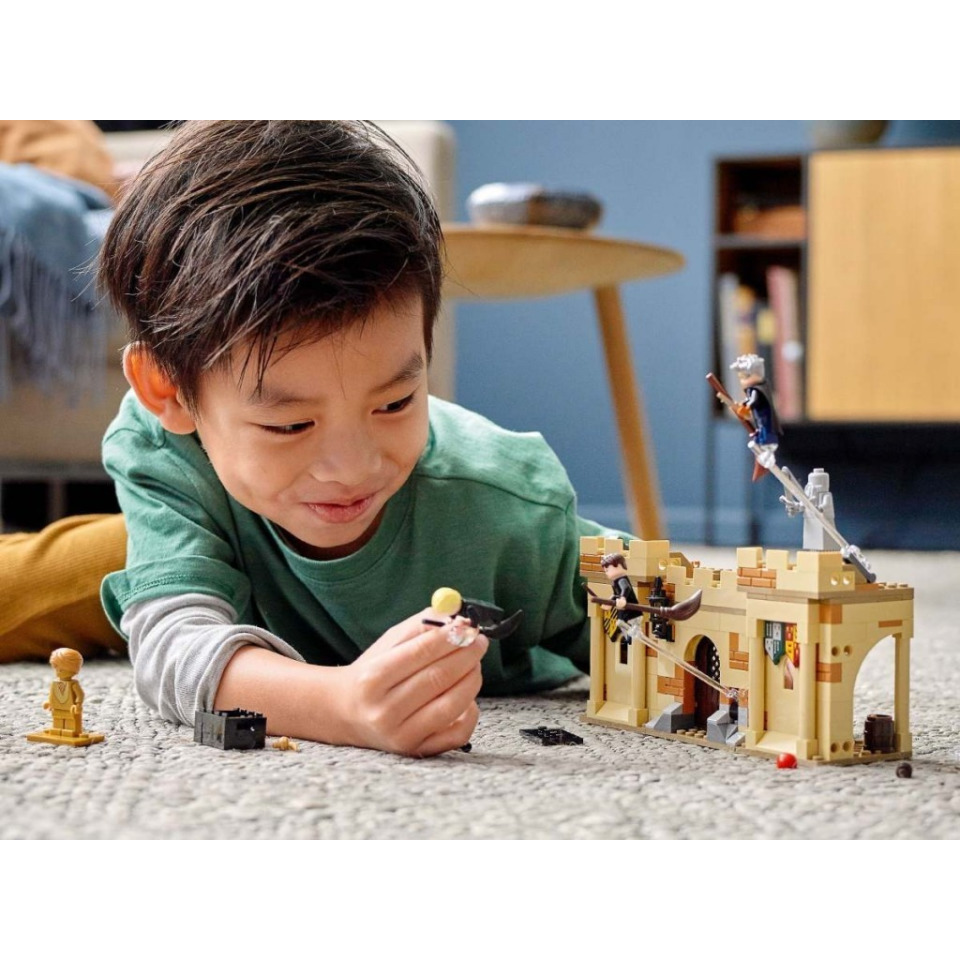 Obrázek 4 produktu LEGO Harry Potter™ 76395 Bradavice: první hodina létání