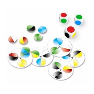 Obrázek 2 produktu Colo-rolo Postřehová hra v plechové krabičce