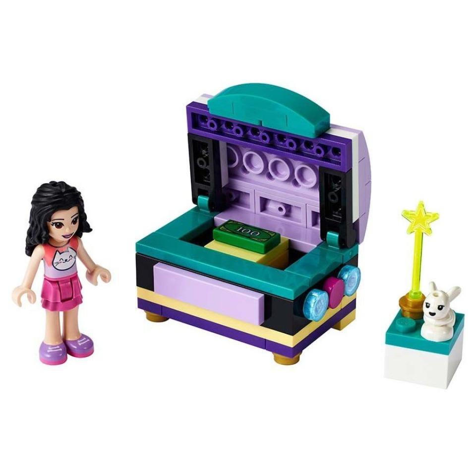 Obrázek 1 produktu LEGO FRIENDS 30414 Emma a její kouzelná skříňka