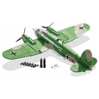 Obrázek 3 produktu COBI 5717 World War II Německý střední bombardér HEINKEL HE 111 P-2