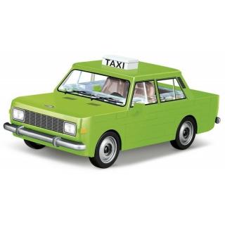 Obrázek 3 produktu COBI 24528 Youngtimer Automobil WARTBURG 353W TAXI