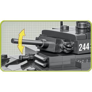 Obrázek 4 produktu COBI 2707 World War II Německý střední tank Panzer III Pz. KpfW. AUSF. E