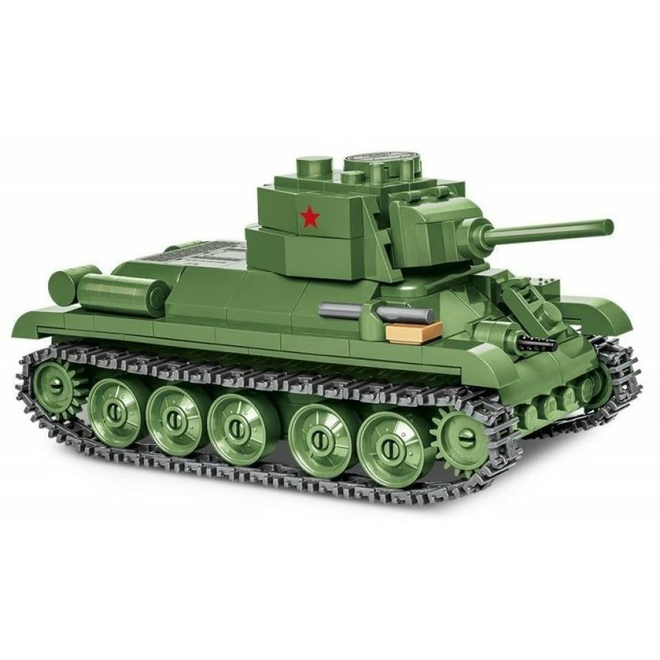 Obrázek 2 produktu COBI 2706 World War II Ruský střední tank T-34/76