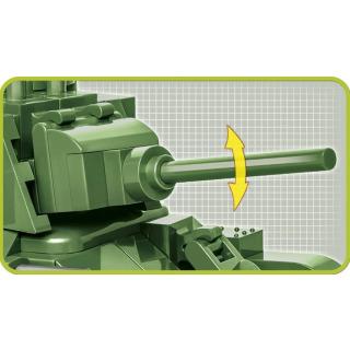 Obrázek 4 produktu COBI 2706 World War II Ruský střední tank T-34/76