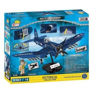 Obrázek 2 produktu COBI 2415 Korean War Americký bitevní letoun AU-1 Corsair