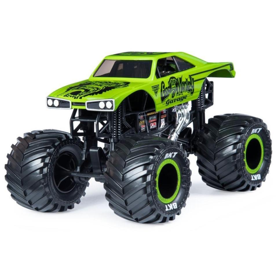 Obrázek 1 produktu Spin Master Monster Jam Sběratelské Die-Cast Auto 1:24 Gas Monkey
