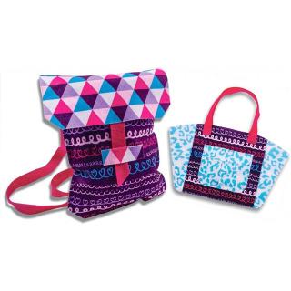 Obrázek 2 produktu Cool Maker Šicí sada doplňků kabelka
