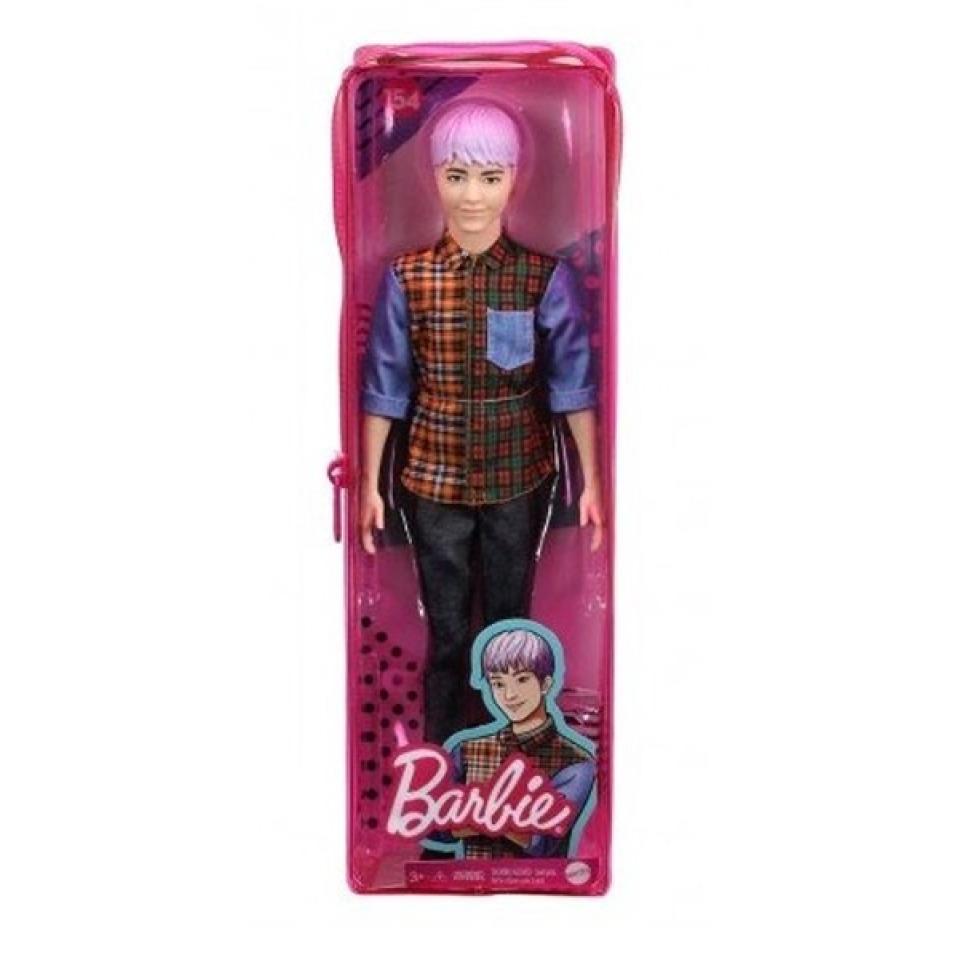 Obrázek 4 produktu Barbie model Ken 154, Mattel GYB05