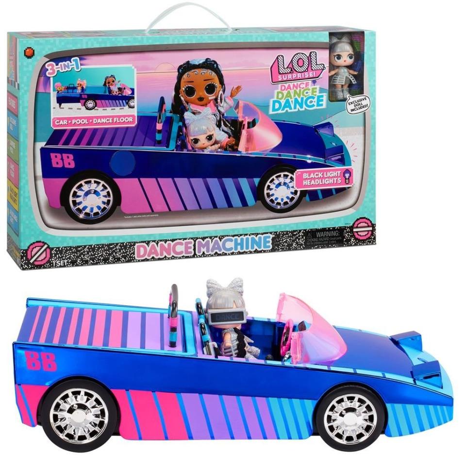 Obrázek 1 produktu MGA L.O.L. SURPRISE Dance Luxusní auto