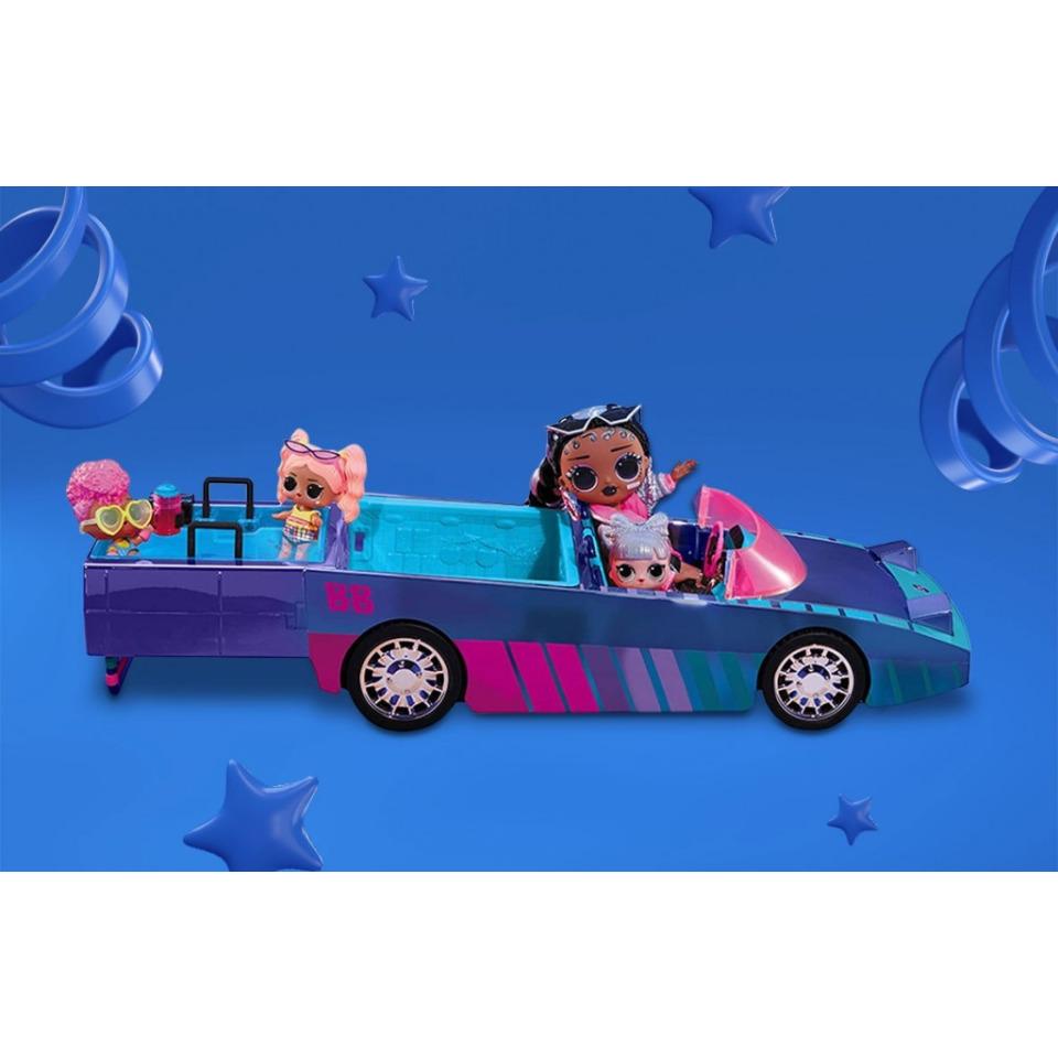Obrázek 4 produktu MGA L.O.L. SURPRISE Dance Luxusní auto
