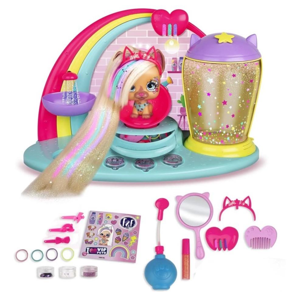 Obrázek 1 produktu TM Toys VIP Pets Kadeřnický salón
