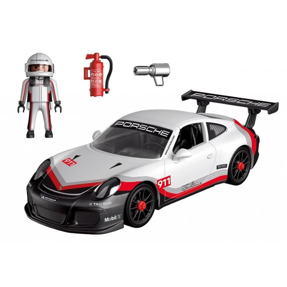 Obrázek 1 produktu Playmobil 70764 Porsche 911 GT3 Cup