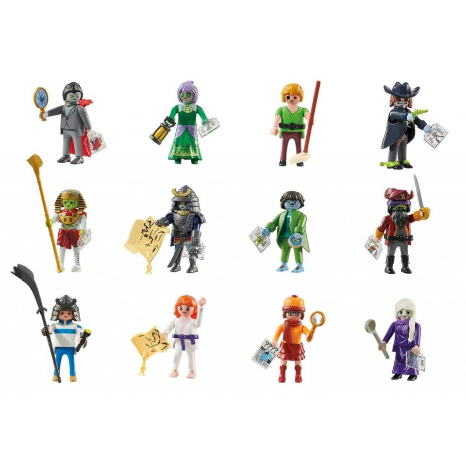 Obrázek 1 produktu Playmobil 70717 SCOOBY-DOO! Mystery figurka Série 2