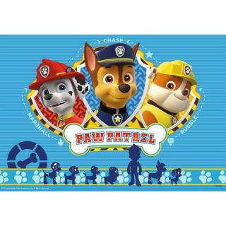 Obrázek 3 produktu Ravensburger 07586 Puzzle Tlapková Patrola 2x12 dílků